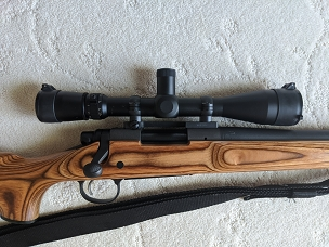Remington 700 VSL *CONSIGNMENT*